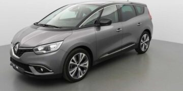 RENAULT GRAND SCENIC 4 INTENS BLUE DCI 1.7 D 120Pk 1
